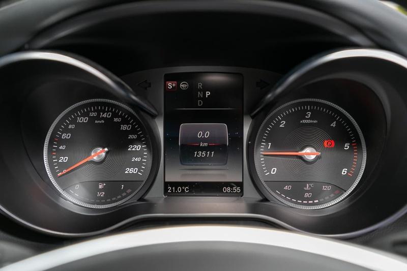 MERCEDES-BENZ GLC250 d X253 d Wagon 5dr 9G-TRONIC 9sp 4MATIC 2.1DTT [Jun]