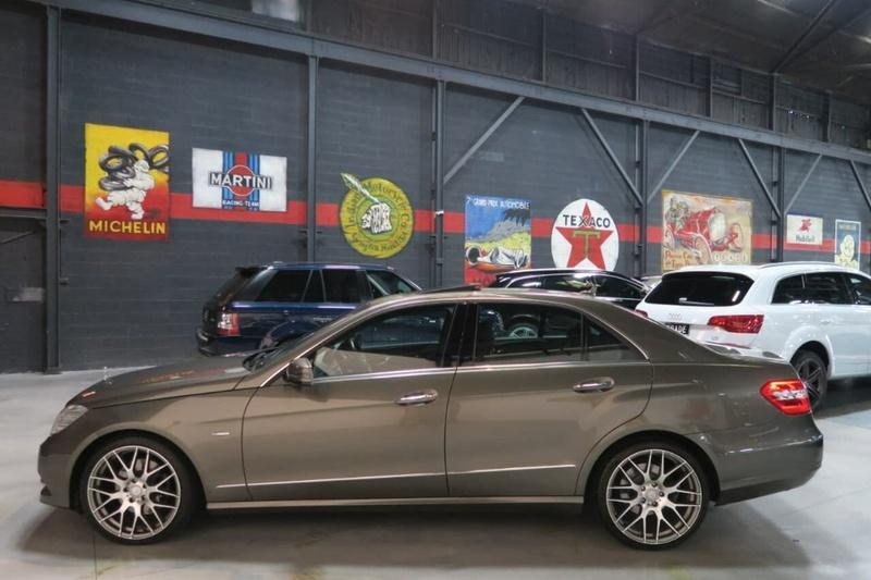 MERCEDES-BENZ E250 CDI BlueEFFICIENCY W212 BlueEFFICIENCY Avantgarde Sedan 4dr Spts Auto 5sp 2.1DT