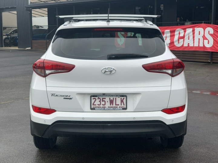 HYUNDAI TUCSON Active X TL Active X Wagon 5dr Spts Auto 6sp 2WD 2.0i [May]
