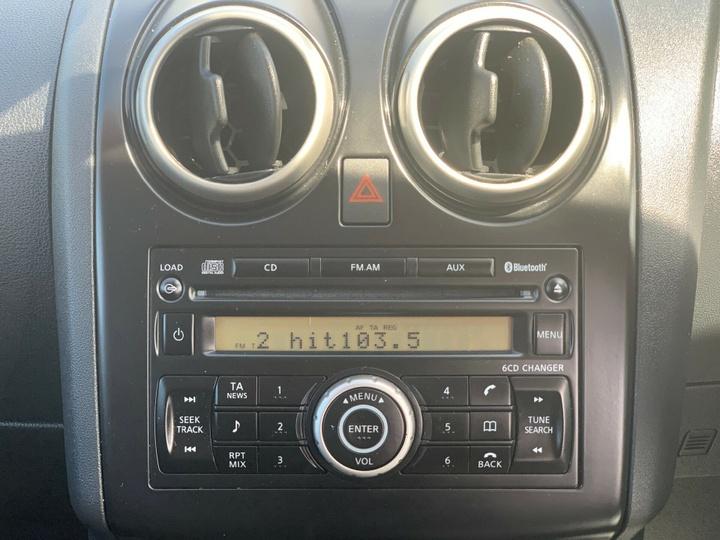 NISSAN DUALIS Ti J10 Series II Ti Hatchback 5dr Man 6sp AWD 2.0i [MY10]