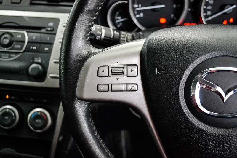 MAZDA 6 Classic GH Series 1 Classic Wagon 5dr Spts Auto 5sp 2.5i [MY09]