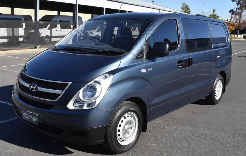 HYUNDAI ILOAD  TQ2-V Van 5dr Auto 5sp 2.5DT [MY13]