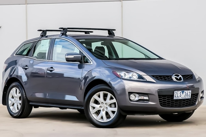 MAZDA CX-7 Classic ER Series 1 Classic Wagon 5dr Spts Auto 6sp 4WD 2.3T [MY07]