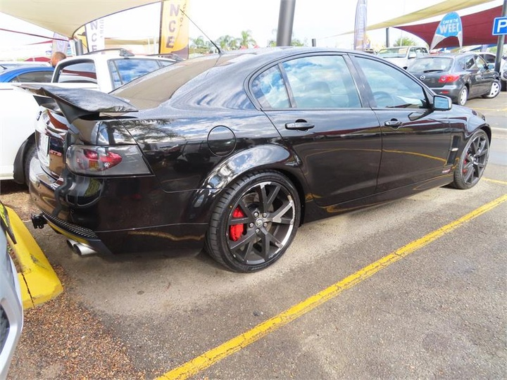 HOLDEN SPECIAL VEHICLES GTS  E Series Sedan 4dr Spts Auto 6sp 6.0i [Aug]