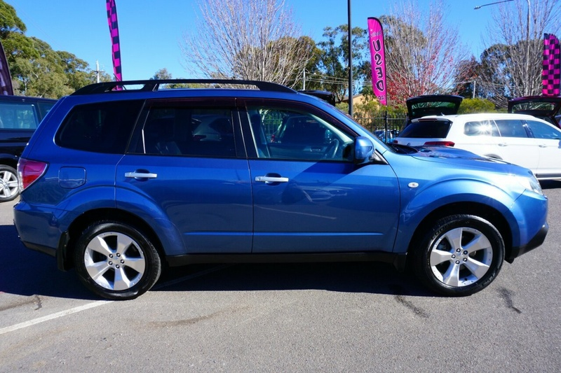 SUBARU FORESTER 2.0D S3 2.0D Premium. Wagon 5dr Man 6sp AWD 2.0DT [MY10]
