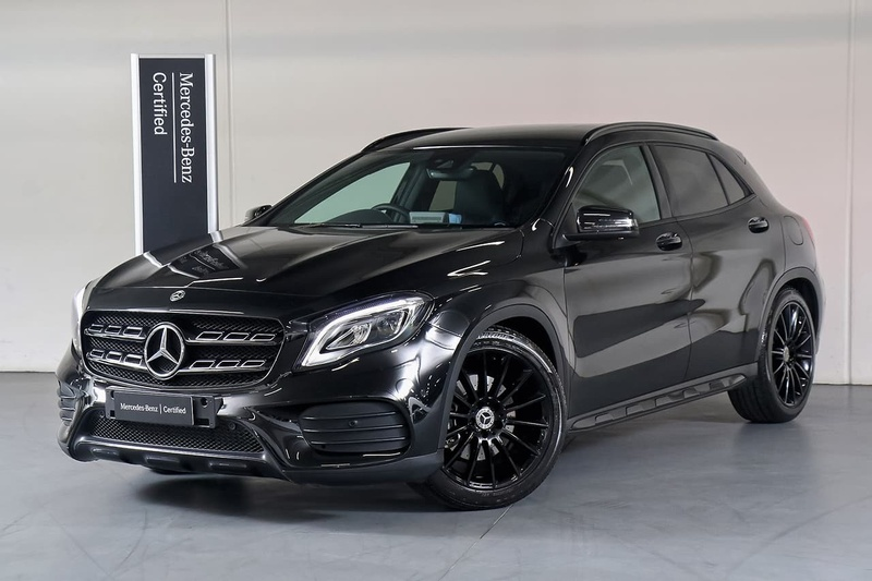 MERCEDES-BENZ GLA220 d X156 d Wagon 5dr DCT 7sp 2.1DT [Dec]