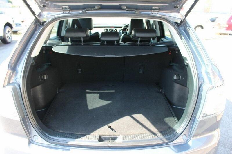 MAZDA CX-7 Luxury ER Series 1 Luxury Wagon 5dr Spts Auto 6sp 4WD 2.3T [MY07]