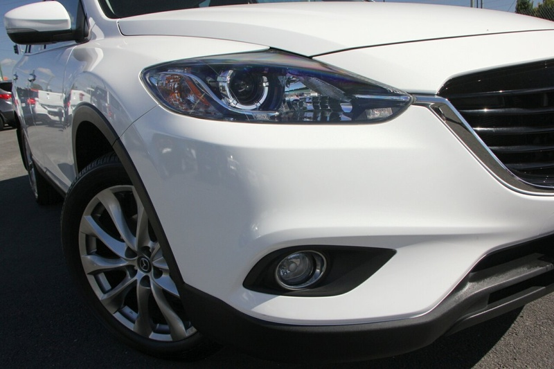 MAZDA CX-9 Luxury TB Series 5 Luxury Wagon 7st 5dr Activematic 6sp AWD 3.7i [MY14]
