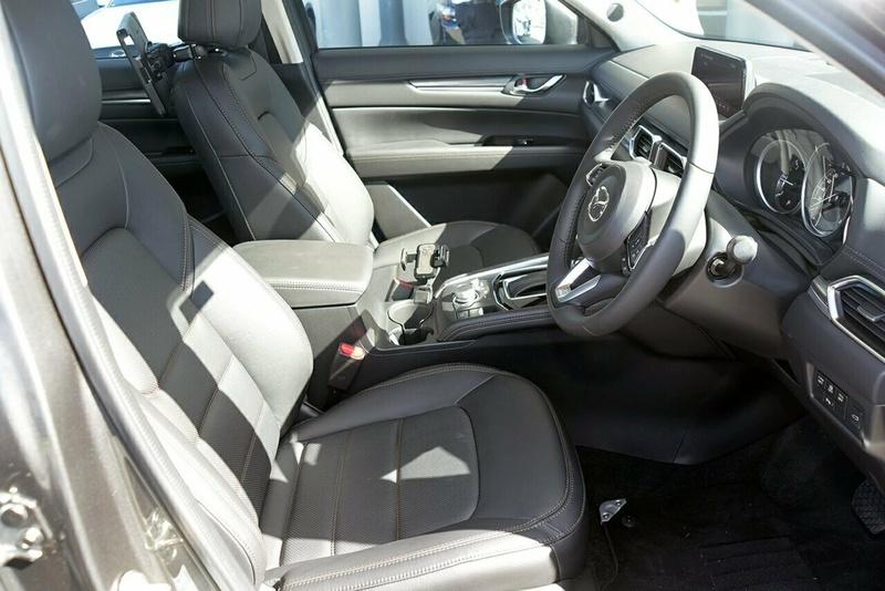 MAZDA CX-5 GT KF Series GT Wagon 5dr SKYACTIV-Drive 6sp i-ACTIV AWD 2.2DTT (5yr warranty) [Aug]