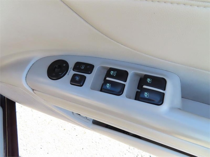 HYUNDAI SONATA Elite NF Elite Sedan 4dr Auto 4sp 2.4i