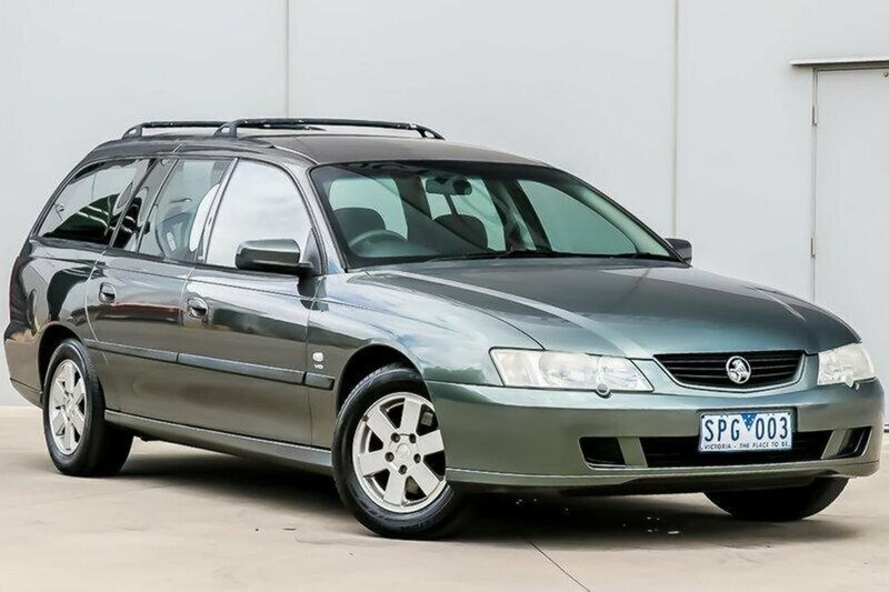 HOLDEN COMMODORE Acclaim VY II Acclaim Wagon 5dr Auto 4sp 3.8i [Aug]