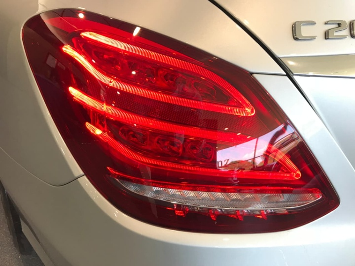 MERCEDES-BENZ C200  W205 Sedan 4dr 9G-TRONIC 9sp 2.0T
