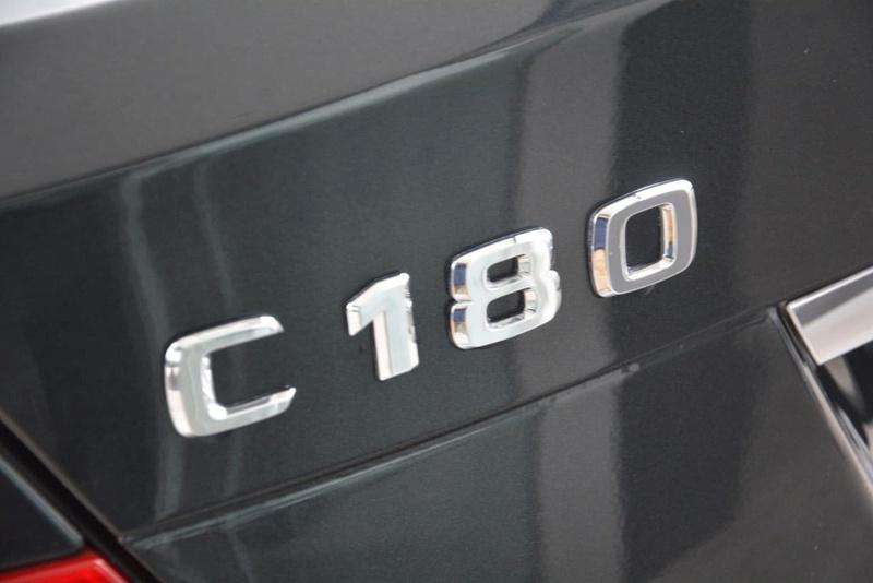 MERCEDES-BENZ C180 BlueEFFICIENCY C204 BlueEFFICIENCY Coupe 2dr 7G-TRONIC + 7sp 1.6T [MY13]