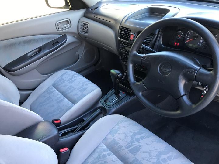 NISSAN PULSAR ST-L N16 ST-L Sedan 4dr Auto 4sp 1.8i [MY03]