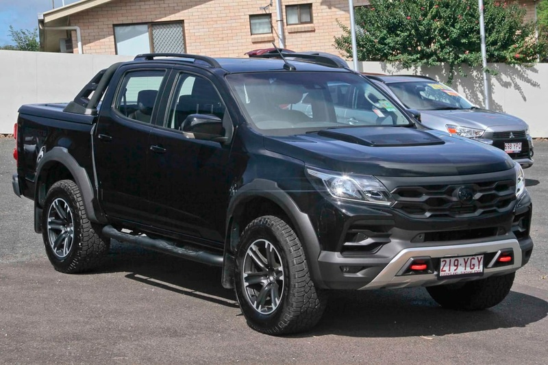 HOLDEN SPECIAL VEHICLES COLORADO SportsCat RG SportsCat Look Pack Pickup Crew Cab 4dr Spts Auto 6sp 4x4 2.8DT [MY19]