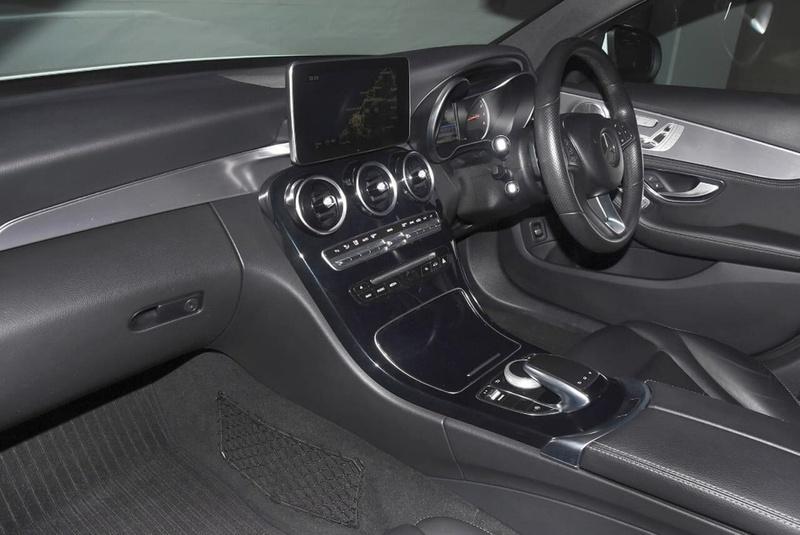 MERCEDES-BENZ C250  W205 Sedan 4dr 7G-TRONIC + 7sp 2.0T