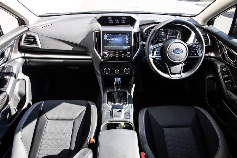 SUBARU IMPREZA 2.0i-L G5 2.0i-L. Sedan 4dr CVT 7sp AWD [MY18]