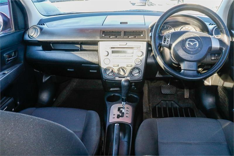 MAZDA 2 Genki DY Series 2 Genki Hatchback 5dr Auto 4sp 1.5i [Jun]