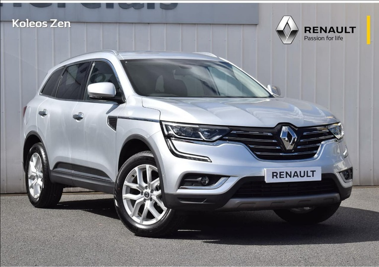 2018 Renault Koleos Zen Constantly Variable Transmission