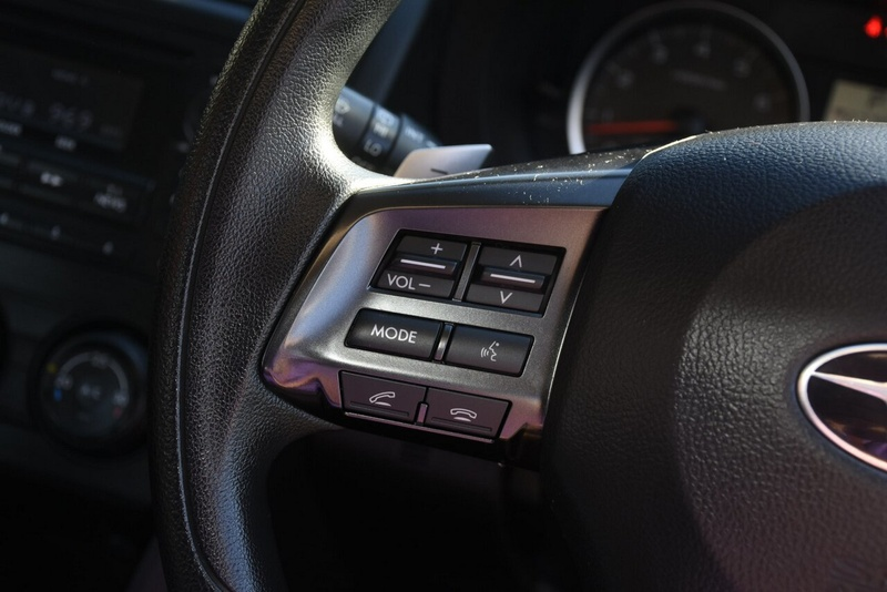 SUBARU IMPREZA 2.0i G4 2.0i. Hatchback 5dr Lineartronic 6sp AWD [MY13]