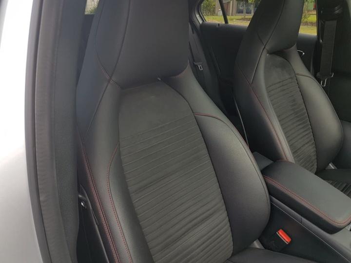 MERCEDES-BENZ   W176 Hatchback 5dr D-CT 7sp 1.6T