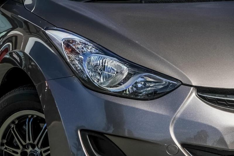 HYUNDAI ELANTRA Active MD Active Sedan 4dr Spts Auto 6sp 1.8i