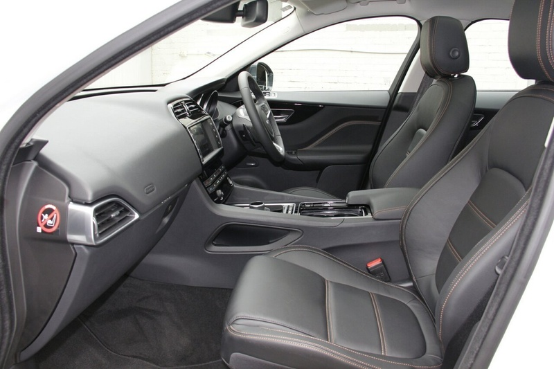 JAGUAR F-PACE 20d X761 20d Prestige Wagon 5dr Spts Auto 8sp AWD 2.0DT [MY18]