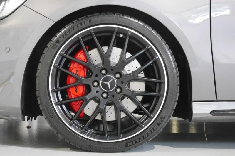 MERCEDES-BENZ A45 AMG W176 AMG Hatchback 5dr SPEEDSHIFT DCT 7sp 4MATIC 2.0T