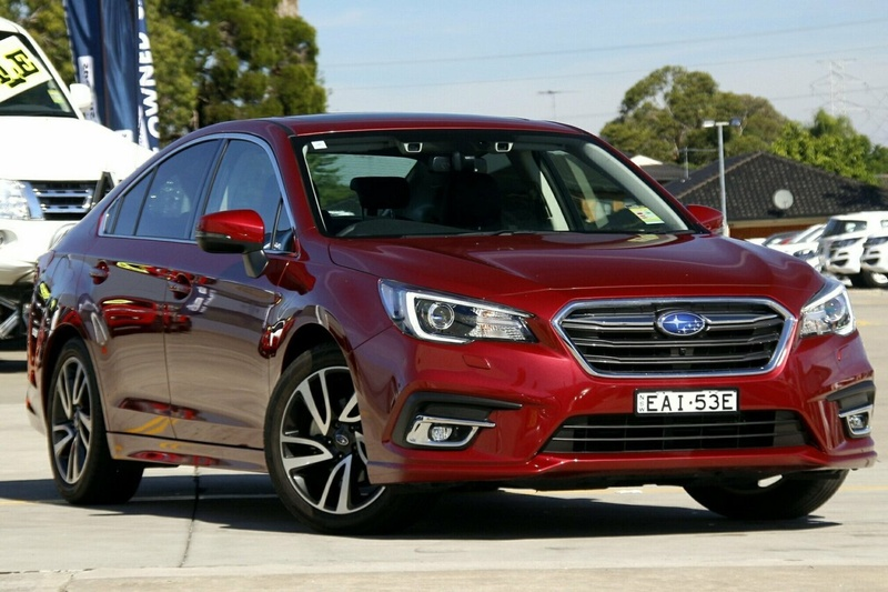 SUBARU LIBERTY 2.5i 6GEN 2.5i Premium. Sedan 4dr CVT 6sp AWD [MY18]