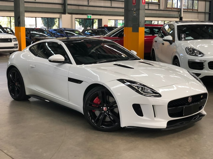 Jaguar F Type S >> 2016 Jaguar F Type S Sports Automatic
