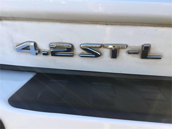 NISSAN PATROL ST-L GU IV ST-L Wagon 7st 5dr Man 5sp 4x4 4.2DT [MY05]