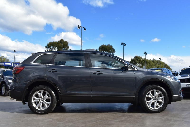 MAZDA CX-9 Classic TB Series 5 Classic Wagon 7st 5dr Activematic 6sp 3.7i (FWD) [MY14]