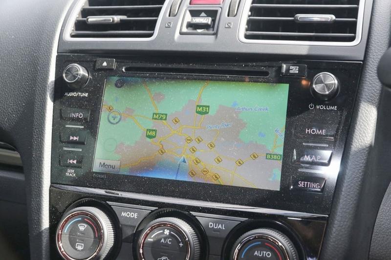 SUBARU WRX STI V1 STI Premium. Sedan 4dr Man 6sp AWD 2.5T [MY17]