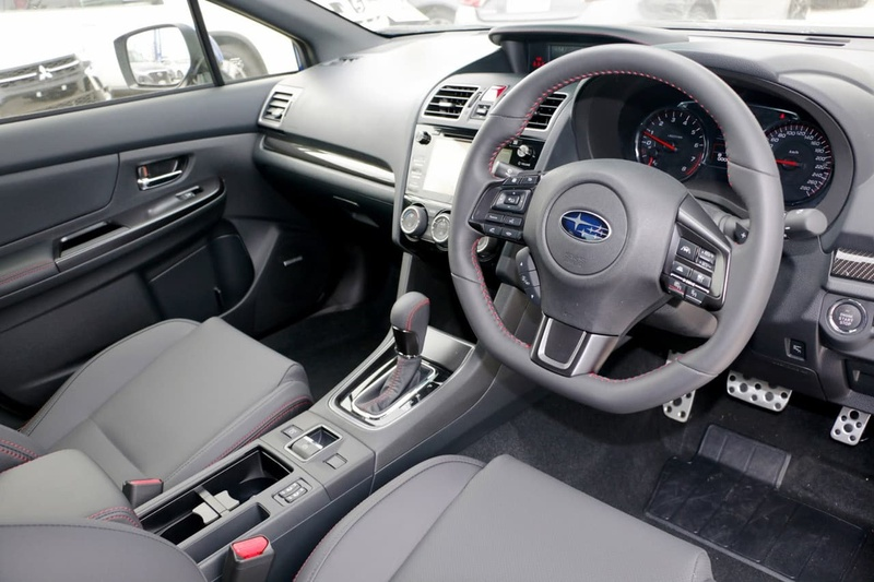SUBARU WRX Premium V1 Premium. Sedan 4dr Lineartronic 8sp AWD 2.0T [MY18]