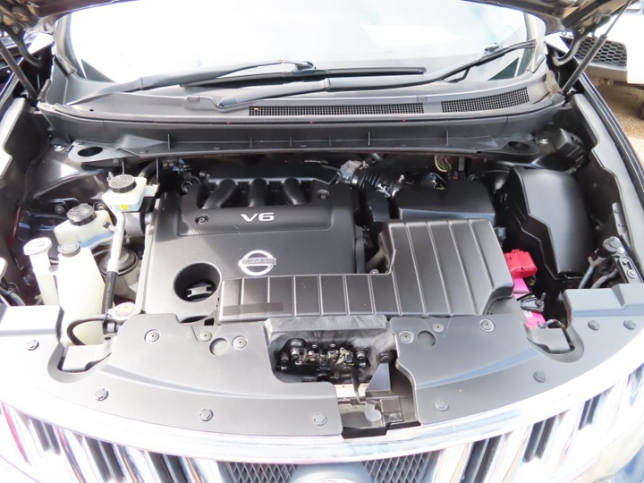 NISSAN MURANO Ti Z51 Ti Wagon 5dr CVT 6sp 4x4 3.5i [Jan]