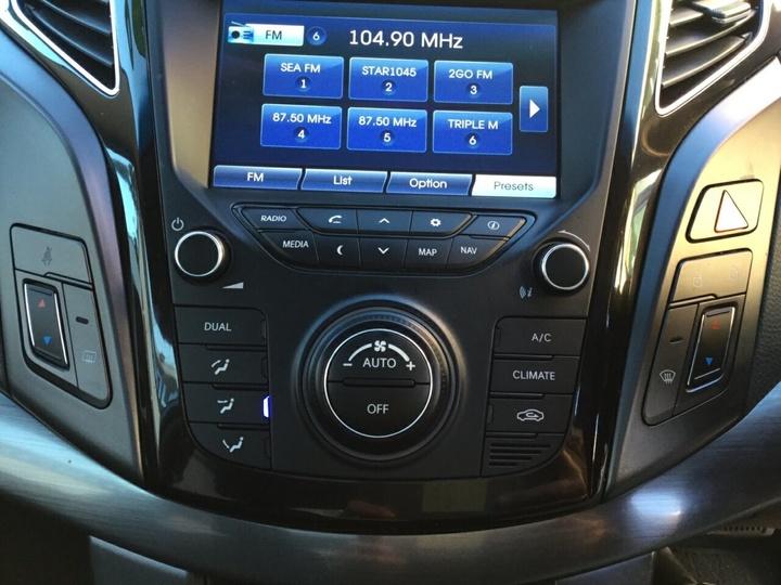 HYUNDAI I40 Premium VF4 Series II Premium Sedan 4dr D-CT 7sp 1.7DT