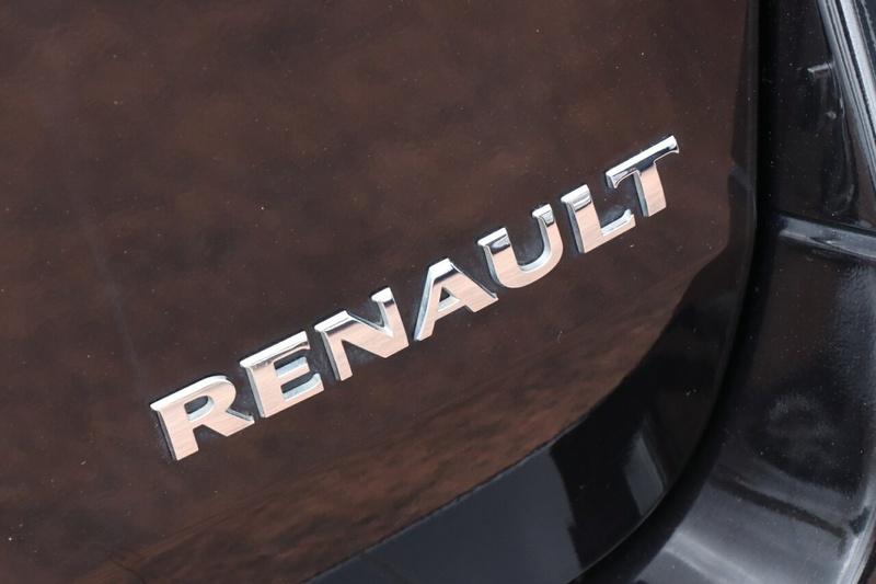 RENAULT KOLEOS Dynamique H45 Dynamique Wagon 5dr CVT 1sp 2.5i [MY11]