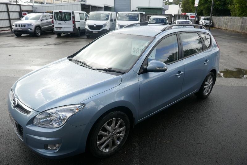 HYUNDAI I30 SX FD SX cw Wagon 5dr Auto 4sp 2.0i [MY09]