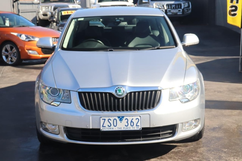 SKODA SUPERB Ambition 3T Ambition 118TSI Sedan 4dr DSG 7sp 1.8T [MY13]