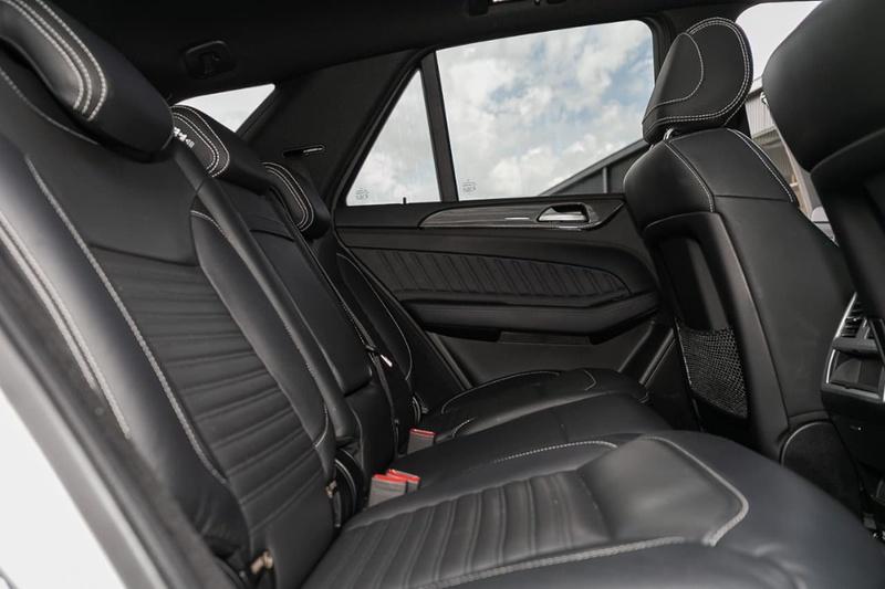 MERCEDES-BENZ GLE43 AMG W166 AMG Wagon 5dr 9G-TRONIC 9sp 4MATIC 3.0TT [Jul]