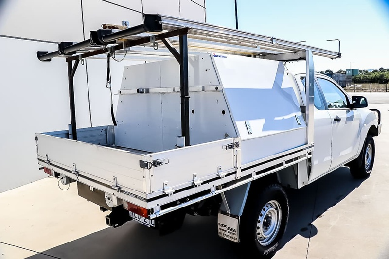 MAZDA BT-50 XT UP XT Utility Dual Cab 4dr Man 6sp 4x4 3.2DT