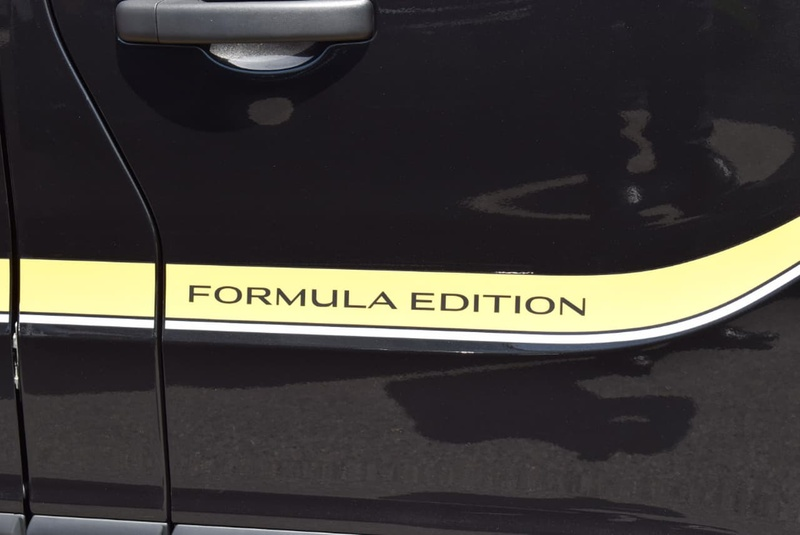 RENAULT TRAFIC Formula Edition X82 Formula Edition Van Low Roof LWB 5dr Man 6sp 1.6DTT (L2H1)