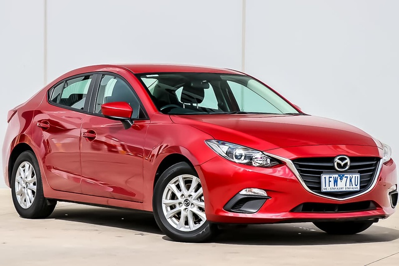 MAZDA 3 Neo BM Series Neo Sedan 4dr SKYACTIV-Drive 6sp 2.0i [Jan]