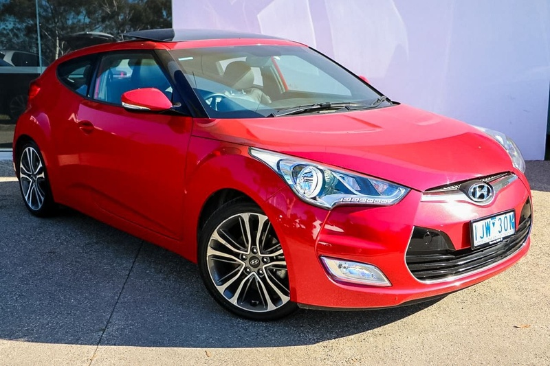 HYUNDAI VELOSTER + FS4 Series II + Coupe 4dr D-CT 6sp 1.6i
