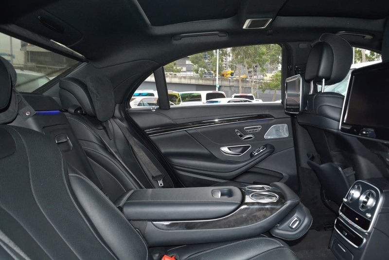 MERCEDES-BENZ S500  V222 Sedan L 4dr 7G-TRONIC + 7sp 4.7TT [Jan]