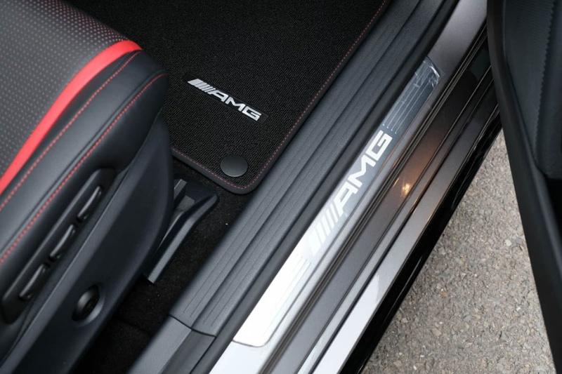 MERCEDES-BENZ CLA45 AMG X117 AMG Shooting Brake 5dr SPEEDSHIFT DCT 7sp 4MATIC 2.0T (AW18) [Jun]