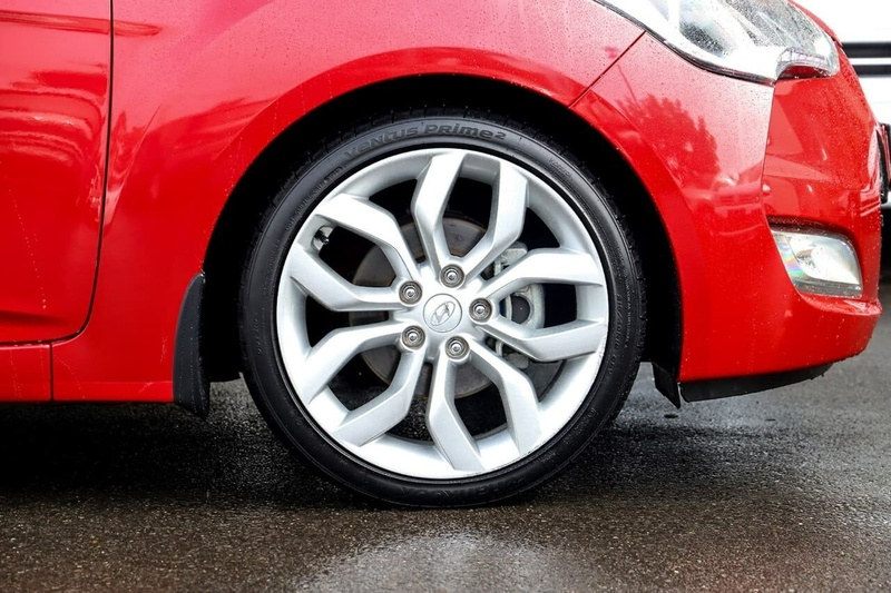 HYUNDAI VELOSTER  FS4 Series II Coupe 4dr D-CT 6sp 1.6i