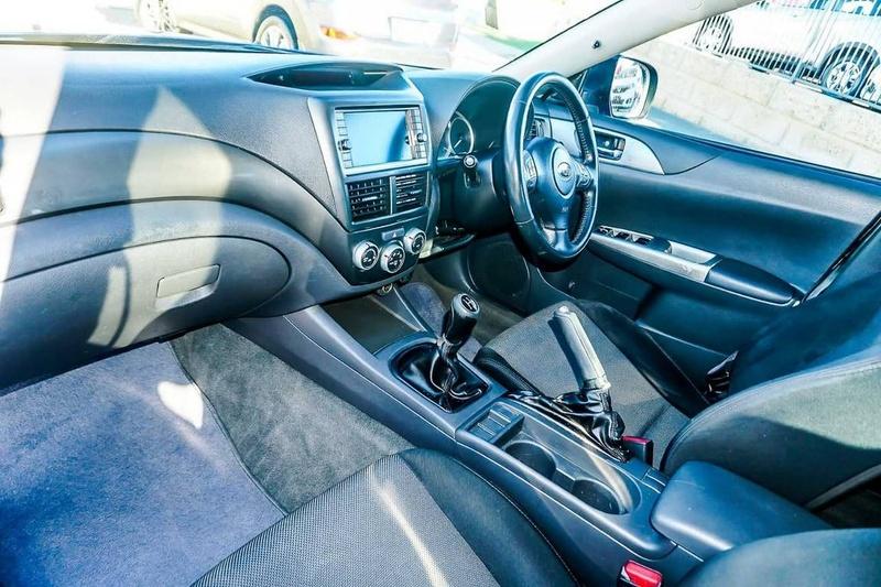 SUBARU IMPREZA WRX S WRX. Hatchback 5dr Man 5sp AWD 2.5T [MY07]