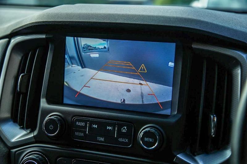 HOLDEN SPECIAL VEHICLES COLORADO SportsCat+ RG SportsCat+ Pickup Crew Cab 4dr Spts Auto 6sp 4x4 2.8DT [MY18]