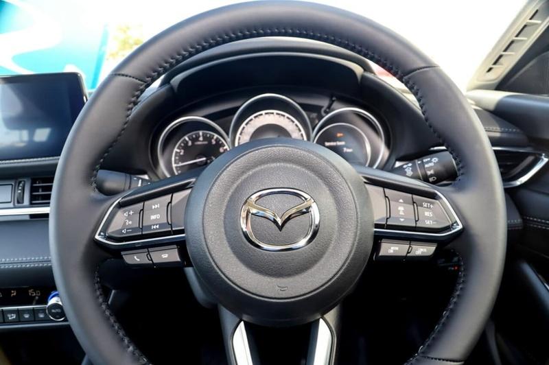 MAZDA 6 GT GL Series GT Sedan 4dr SKYACTIV-Drive 6sp 2.5T [Mar]